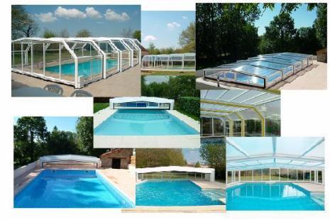 les technologies d 39 abri abri de piscine comment bien. Black Bedroom Furniture Sets. Home Design Ideas